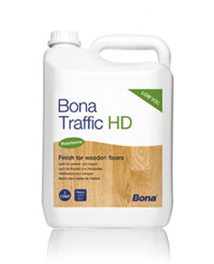Bona Traffic HD Wood Floor Lacquer
