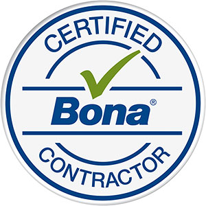 Ccecrtified Bona Contractor