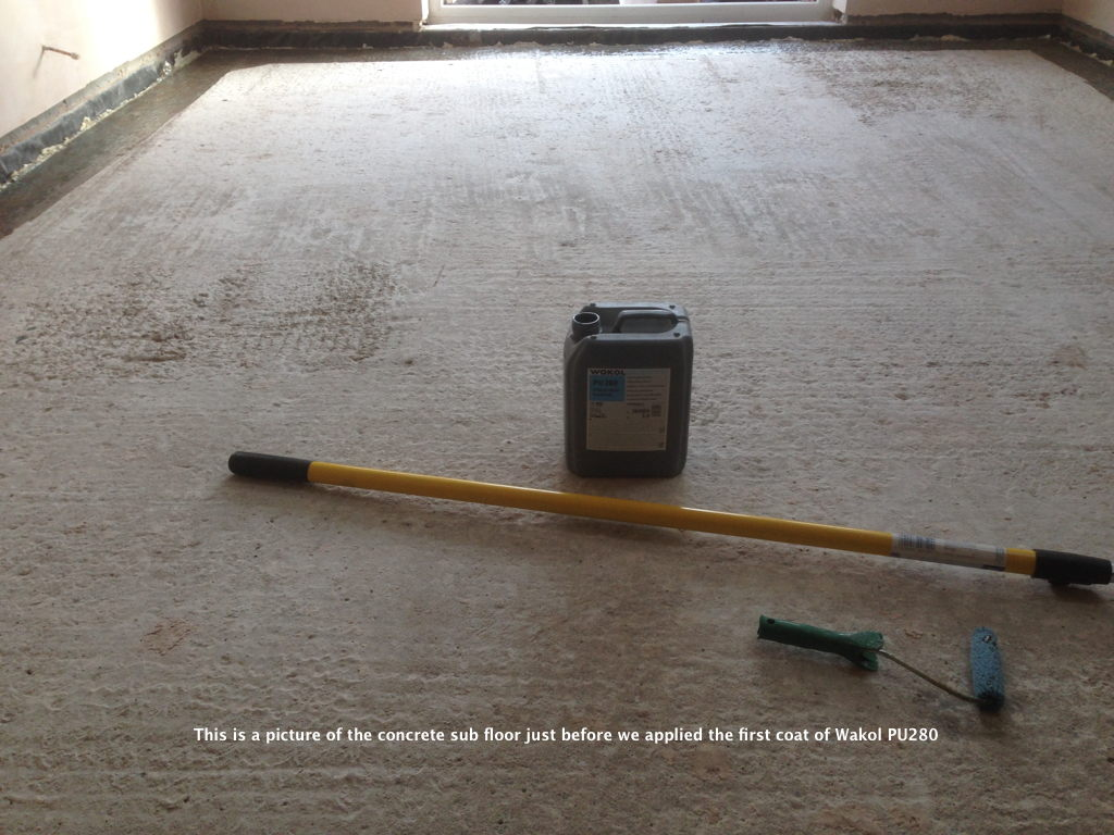 Parquet Wood Block Floor Installation by Woodfloor-Renovations