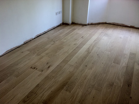 North Wales Floor Sanding Solid Oak Wood Flooring Restored by Woodfloor-Renovations