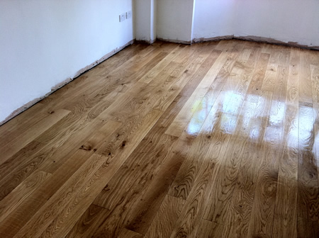 Floor Sanding and Restoration North Wales