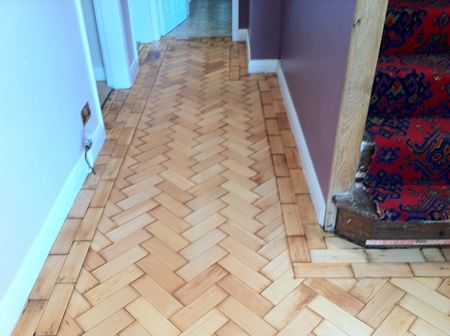 North Wales Parquet Block Flooring Repairs
