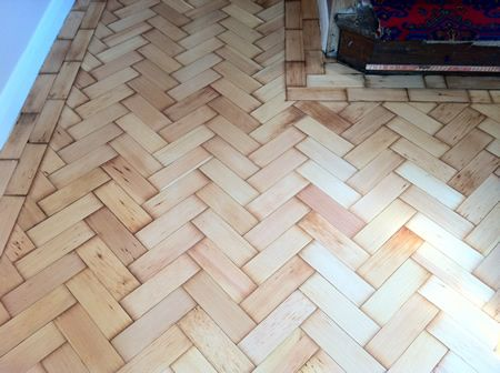 Repairs to Parquet Flooring North Wales