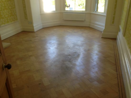Oak Parquetry Restored by Woodfloor-Renovations