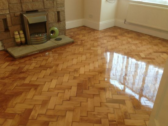 Columbian Pine Restoration by Woodfloor-Renovations