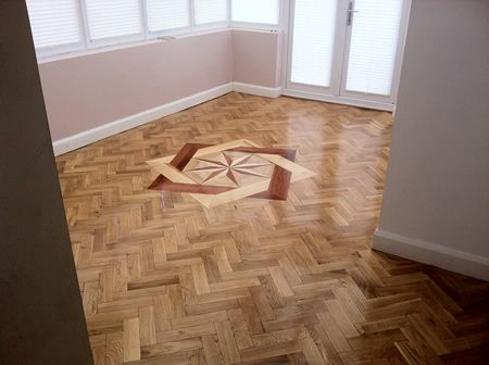 Floor Sanding and Parquet Restoration in Cheshire