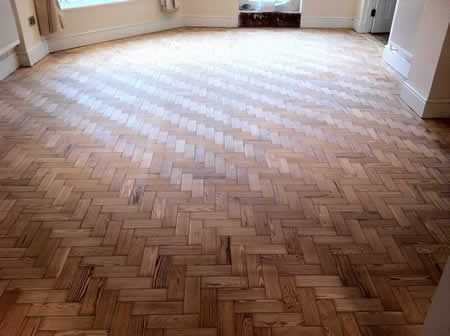 Parquet Floor Sanding North Wales by Woodfloor-Renovations