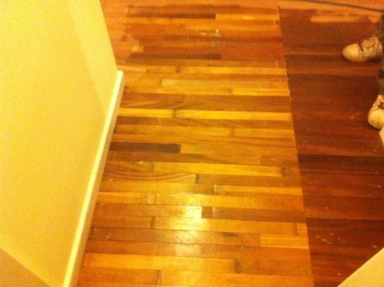 Wood Floor Repairs and Flooring Restoration in North Wales
