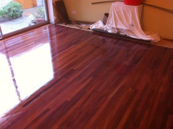 Flooring Repairs and Floor Sanding in Prestatyn North Wales by Woodfloor-Renovations