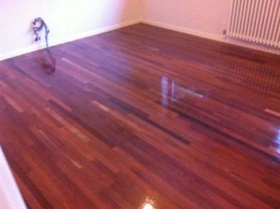 Hardwood Floor Repairs and Floor Restoration in Prestatyn North Wales by Woodfloor-Renovations