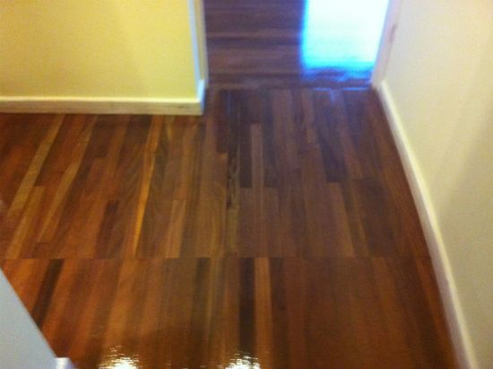 Hardwood Flooring Sanding Plus Repairs in Prestatyn North Wales by Woodfloor-Renovations