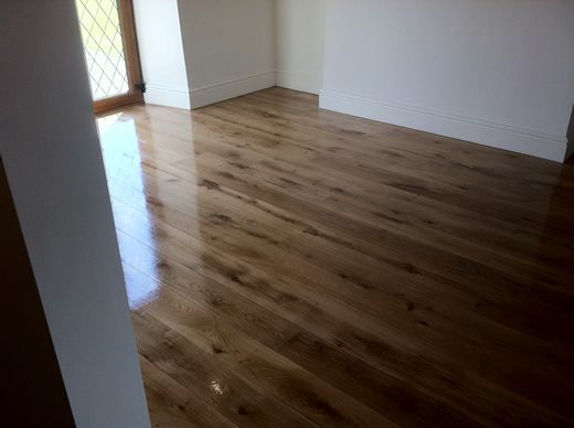 Hardwood Floors Restored in North Wales by Woodfloor-Renovations