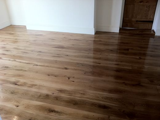 Hardwood Flooring Restored and Renovated in North Wales
