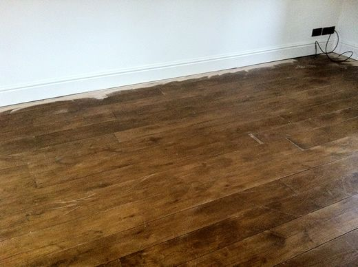 Hardwood Floor Sanding, Sealing and Restoration in North wales