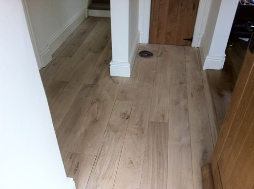Wood Floor Sanding and Sealing in North Wales by Woodfloor-Renovations