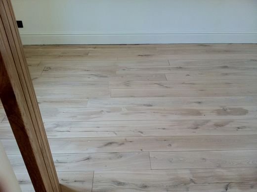 Wood Floor Sanding, Sealing and Restoration in North Wales