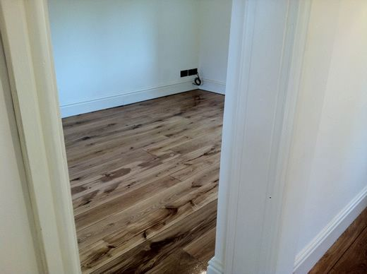 Expert Wood Floor Renovations in North Wales